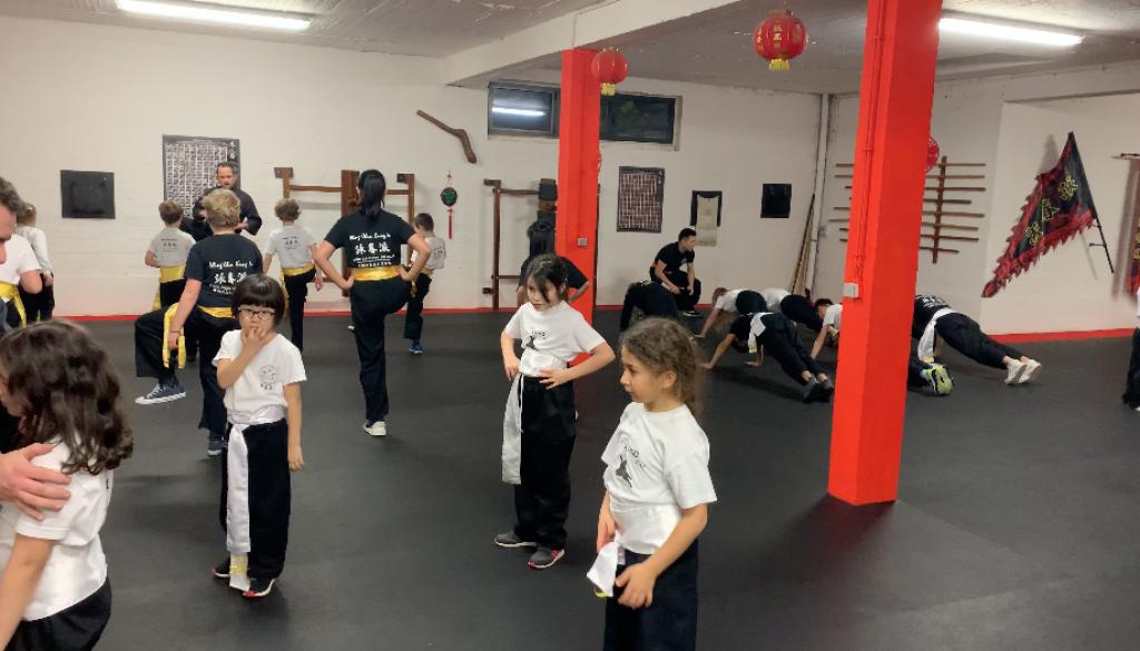 Kids Kung Fu Mortsel