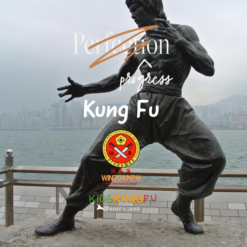 Wing Chun Pai en Kids Kung Fu
