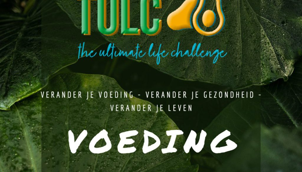TULC- Voeding banner